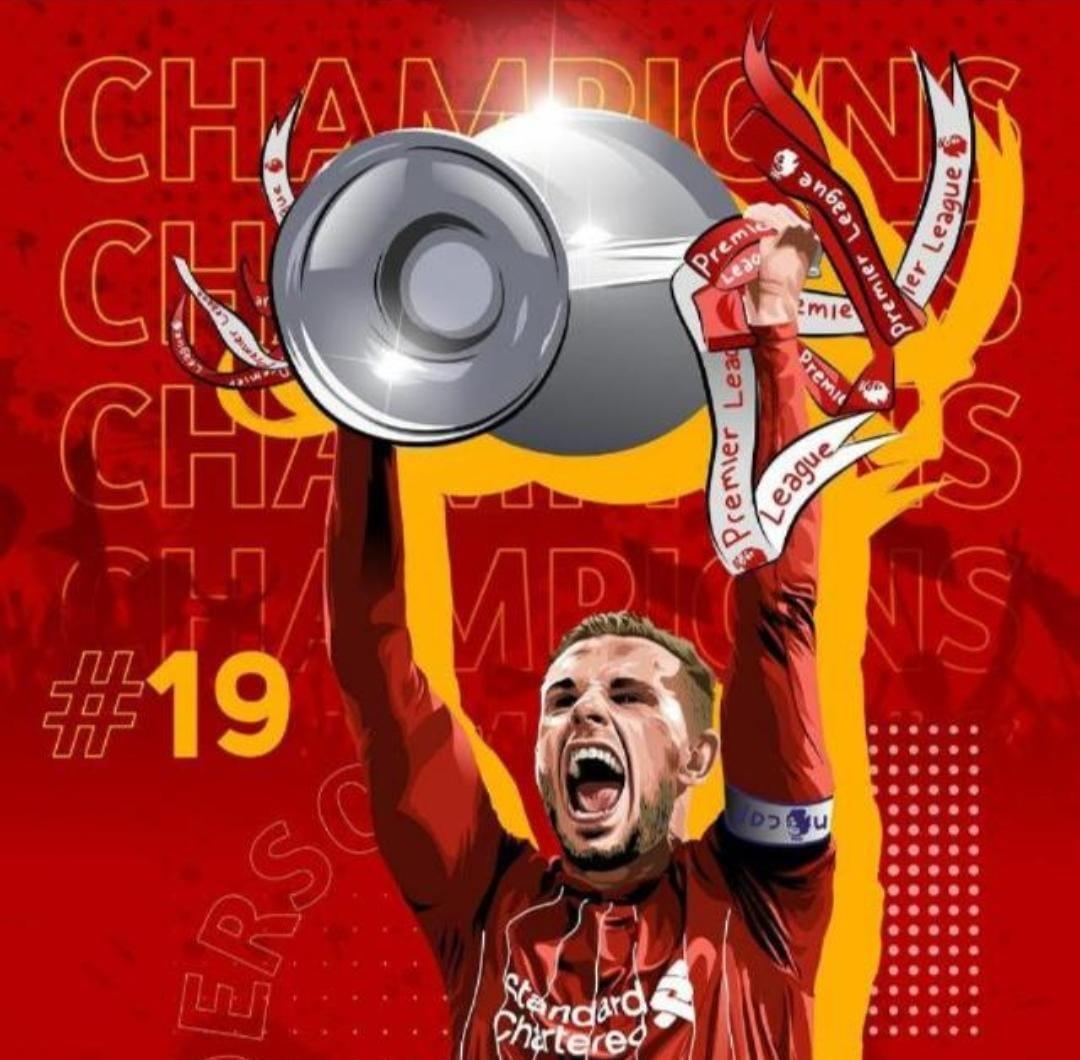 LIVERPOOL JUARA – The Reds Ukir Rekor Tergila di Liga Inggris