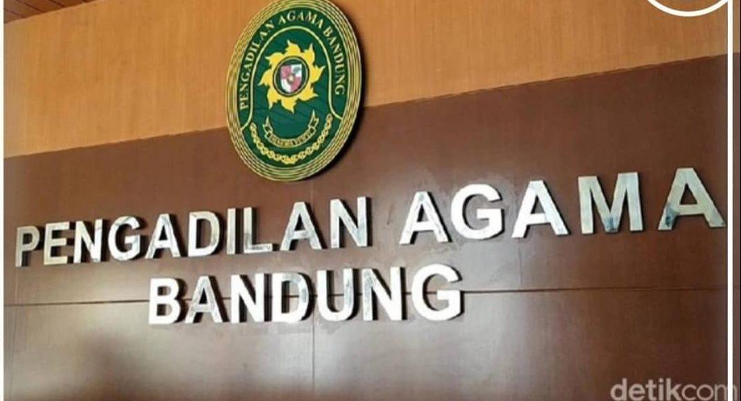 Ada 1.355 janda baru selama empat bulan di Bandung