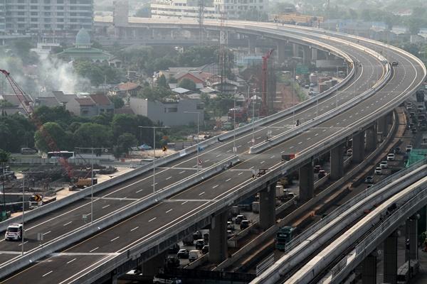 Mulai Minggu Malam Ini – 07 Juni 2020, Jalan Tol Jakarta-Cikampek II (Elevated) Kembali Dibuka Secara Bertahap