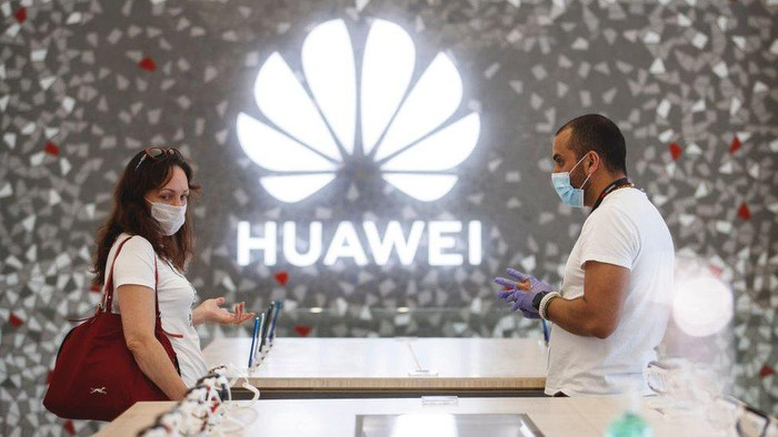 Salip Samsung, Huawei Kini Smartphone Nomor 1 di Dunia