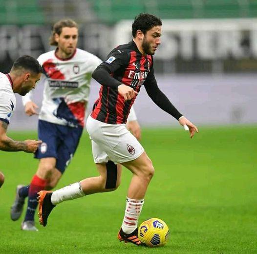 Calabria kejutan besar Milan Musim Ini