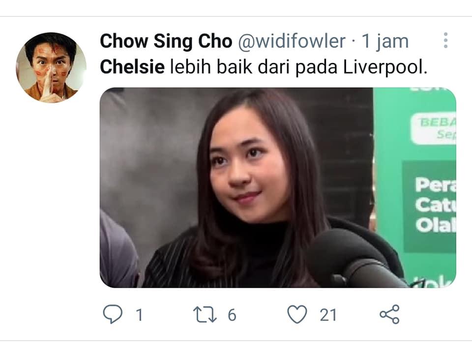 Yang Bertanding Dewa Kipas vs GM IRENE Sukandar, ehhhhh Netijen – Fokus ke Komentator #ChelsieMonica