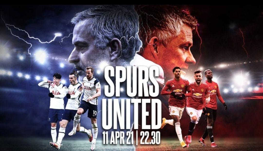 Link Live Streaming Tottenham vs MU, Live Malam Ini | 11 April 2021 Link Streaming Tottenham vs MU, Live Malam Ini | 11 April 2021