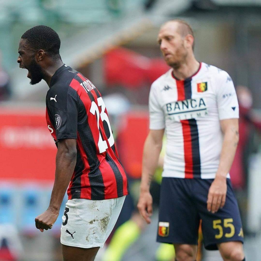 Ac Milan Menang Tipis di Kandang 2-1