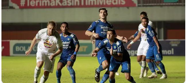 PERSIB BANDUNG Lolos Ke FINAL Piala Menpora 2021 dengan agregat 3-2