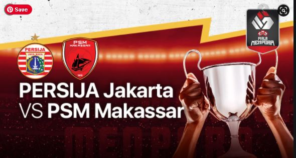 live streaming PSM Makassar vs Persija Jakarta