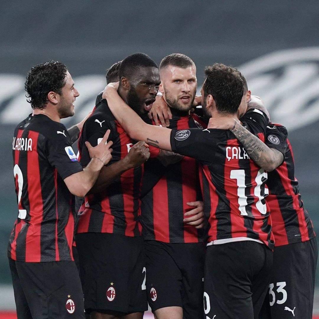 Highlight Pertandingan Torino vs AC Milan | 0 – 7