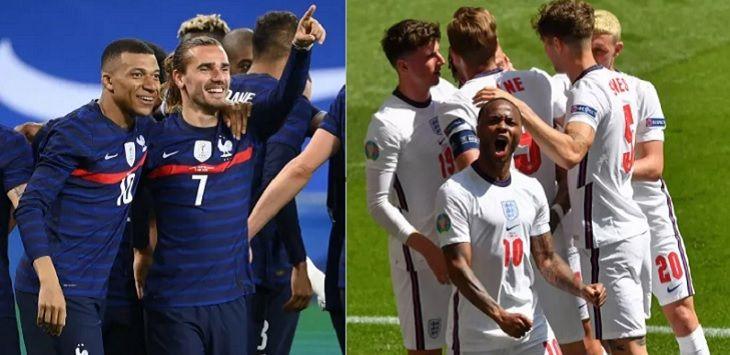 France & ITALIA Team Unggulan Euro 2020 Memasuki Babak 16 Besar :  Italia Melejit
