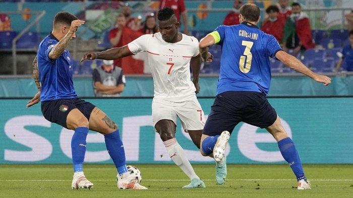Hasil EURO 2021 Tadi Malam | tadi malam sampai Senin Dinihari (21/6/2021)