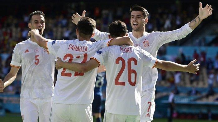 Hasil EURO 2021 Tadi Malam: Adu Penalti, Spanyol Lolos ke Semifinal