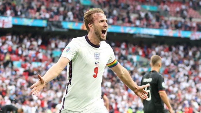 Hasil EURO 2021 Tadi Malam: Ukraina vs Inggris 0-4, ke Semifinal
