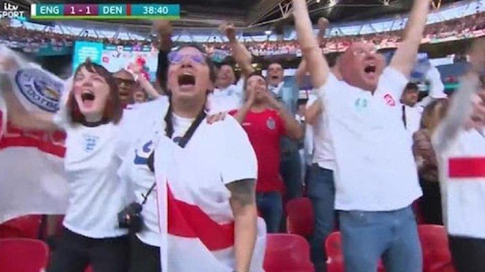 Fans Inggris Di pecat Gara-gara Nonton euro 2020