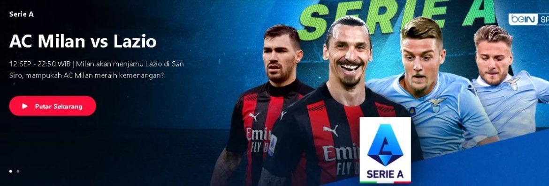 LIVE AC Milan vs Lazio – Serie A