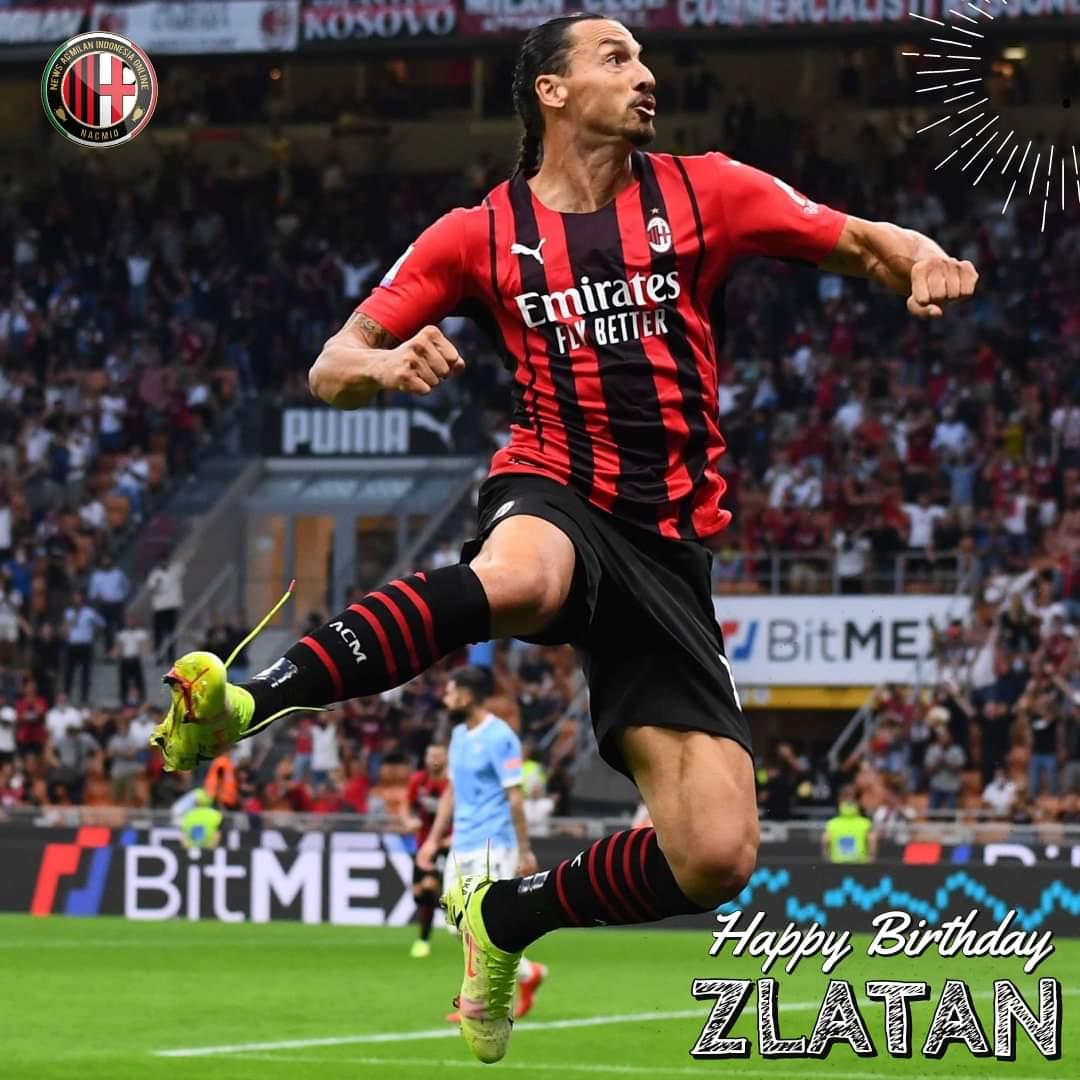 Happy BirthDay Lord Zlatan Ibrahimović