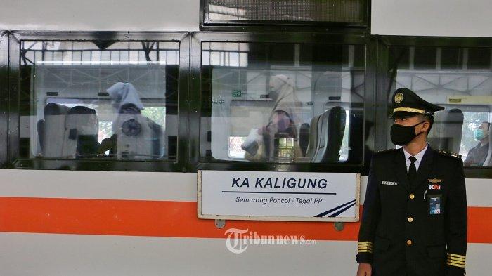 Syarat Naik Kereta Api Selama PPKM Periode 5-18 Oktober 2021, Menunjukkan Antigen H-1