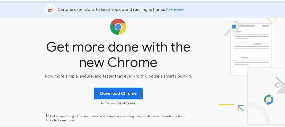 Cara Mengunduh (Download) Offline Installer Browser Google Chrome