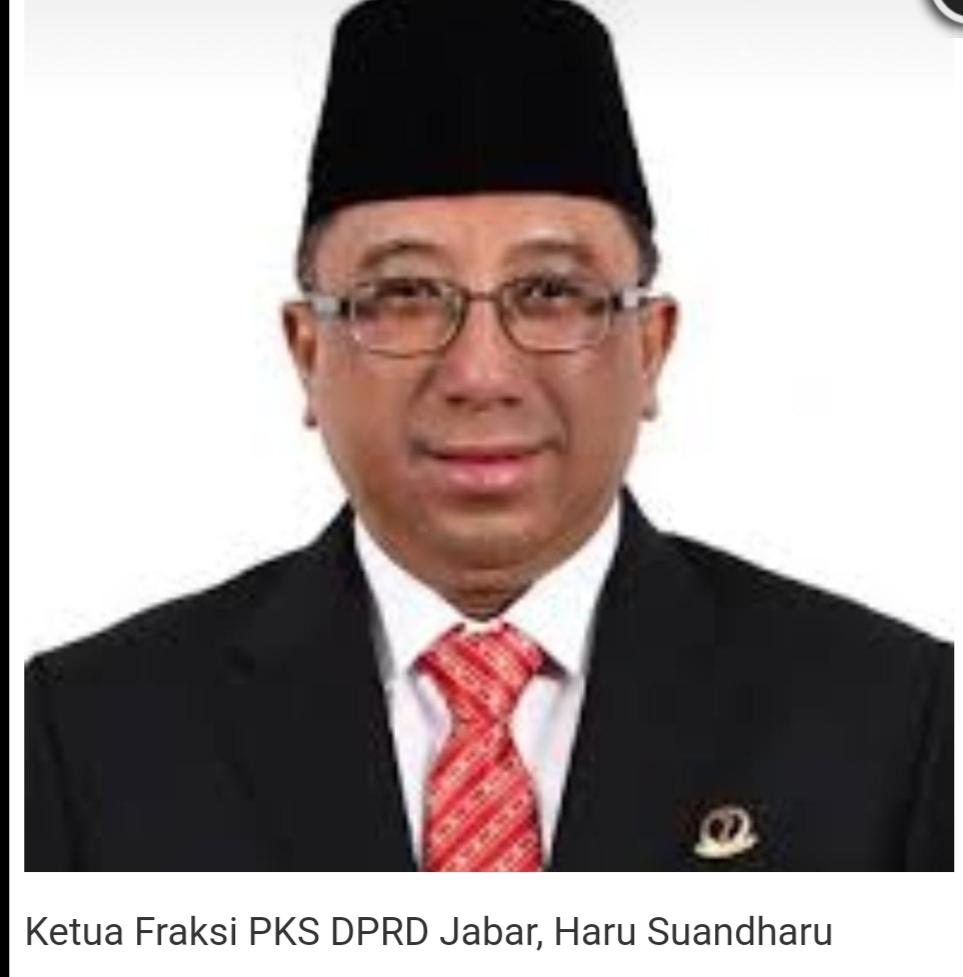Fraksi PKS DPRD Jabar : Denda Tak Pakai Masker Nggak Efektif