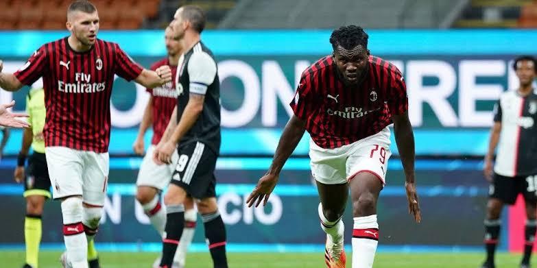Ac Milan Comeback dan Menang lawan Juventus 4-2 Tadi malam