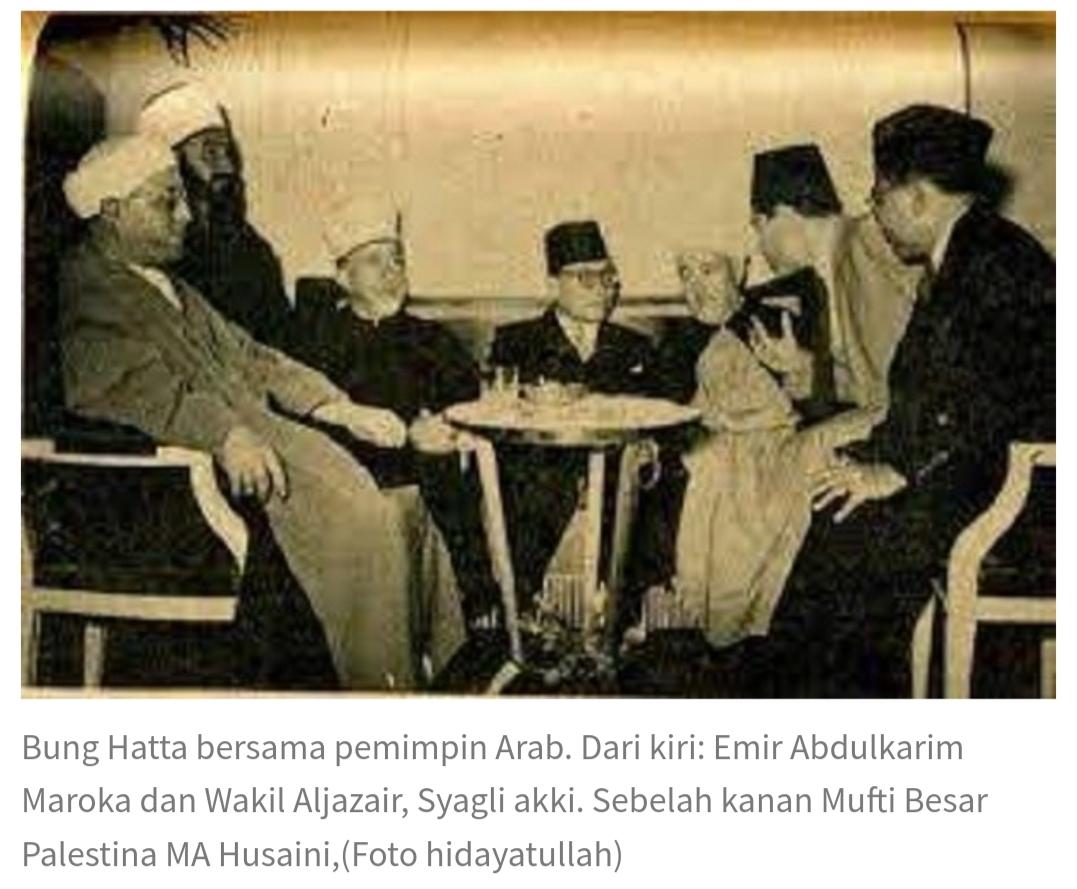 Bukan Barat, Tapi Timur Tengah yang Pertama Akui Kemerdekaan Indonesia