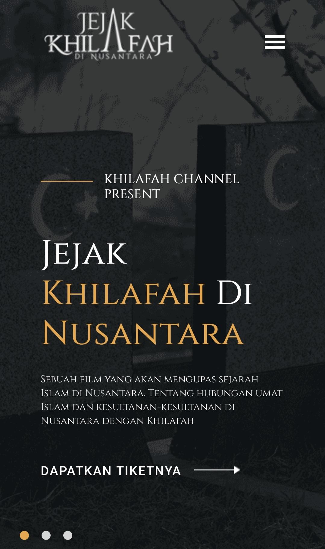 PREMIER PERDANA FILM DOKUMENTER PERTAMA DI INDONESIA