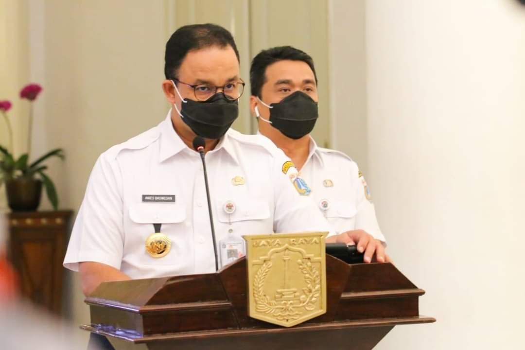 Pemprov DKI Jakarta resmi menerapkan kembali Pembatasan Sosial Berskala Besar (PSBB)
