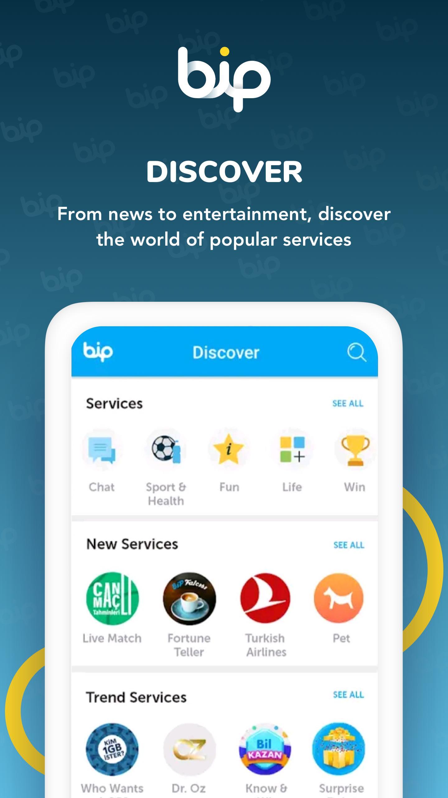 Selamat Tinggal Whatsapp !!! – Selamat Datang BiP 🙏