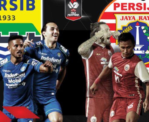 Final impian Piala Menpora 2021 terwujud. Persija Jakarta Vs Persib Bandung