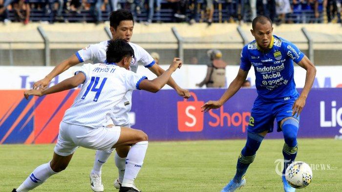 Live streamingPersib Bandung vs PSS Sleman | Piala Menpora 2021