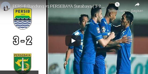 FULL Time 3 -2 PERSIB Bandung unggul Atas Persebaya dan melaju ke Semifinal   PIALA MENPORA FULL Time 3 -2 PERSIB Bandung unggul Atas Persebaya dan melaju ke Semifinal   PIALA MENPORA
