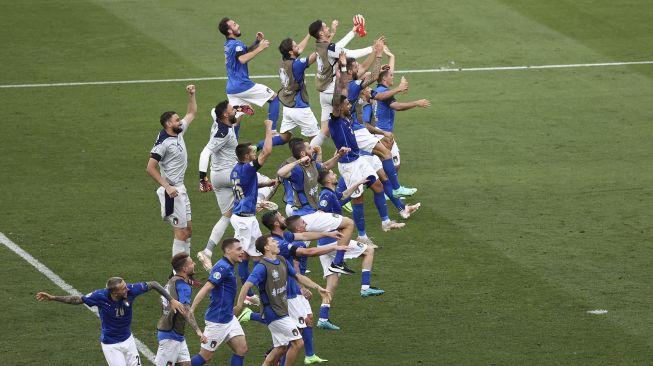 EURO 2020 | Daftar Tim Lolos 8 Besar EURO 2021, dan TOP SCORE Sementara