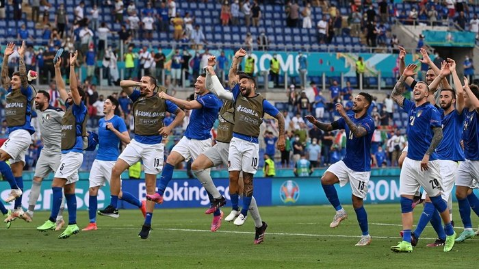 Hasil EURO 2021 (2020) Tadi Malam 27 Juni 2021
