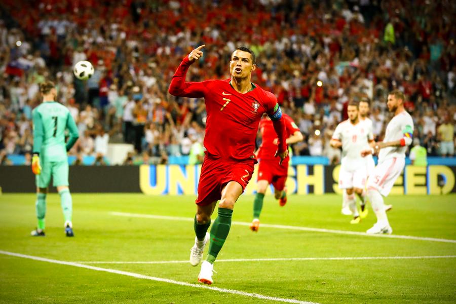 TOP Score sementara EURO 2020