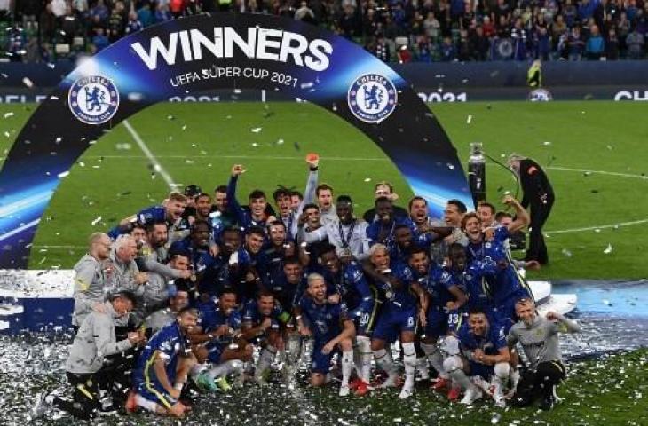 Selamat! Chelsea Juara Piala Super Eropa usai Kalahkan Villarreal