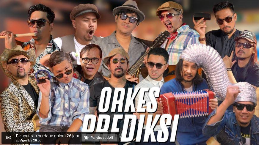 SEJARAH terbentuknya CLUB Motor PREDIKSI   Lauching ORKES PREDIKSI (Official Music Video)