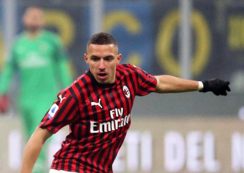 AC Milan secara resmi mengkonfirmasi penandatanganan Ismaël Bennacer dari Empoli FC