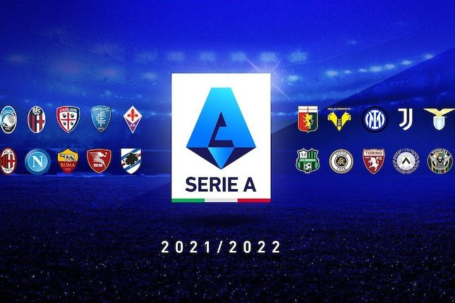 Klasemen Serie A setelah giornata ke-2. posisi 5 Besar