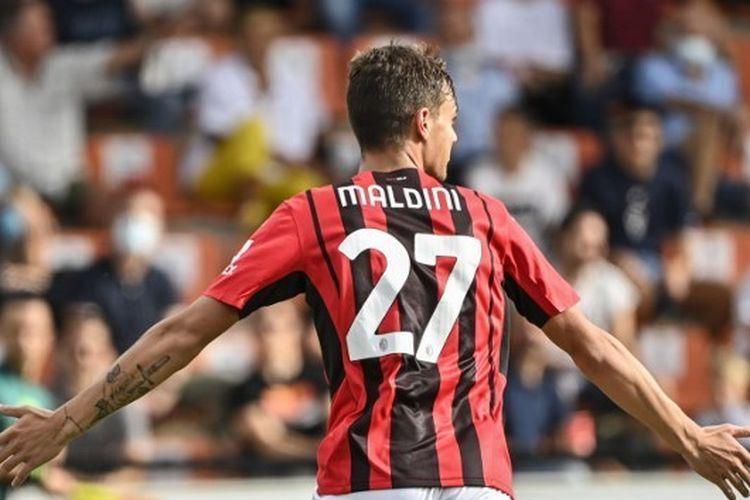 Hasil Pertandingan Spezia vs Milan   1 -2