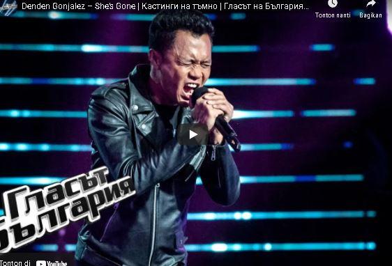 Sempat Gemparkan Juri The Voice Of Bulgaria dan Indonesia – Denden Gonzales ternyata di Diskualifikasi dari acara tersebut